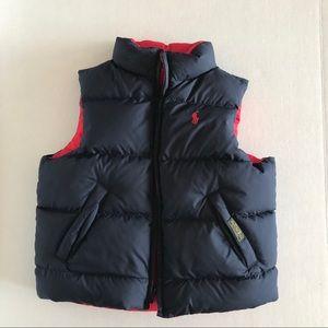 Polo by Ralph Lauren Reversible Down Vest
